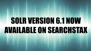Solr Version 6.1 SearchStax