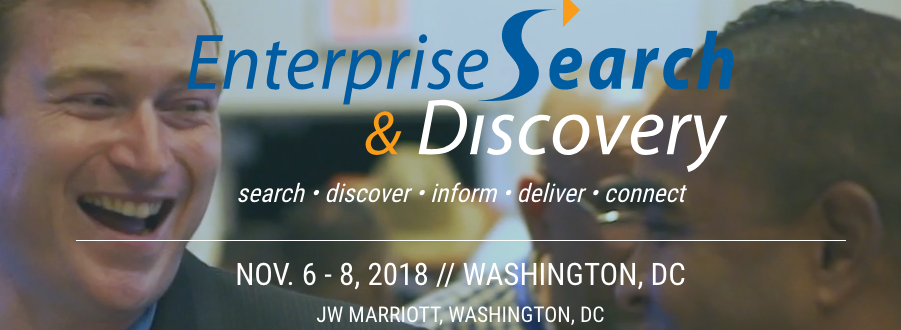 SearchStax Enterprise Search Discovery 2018
