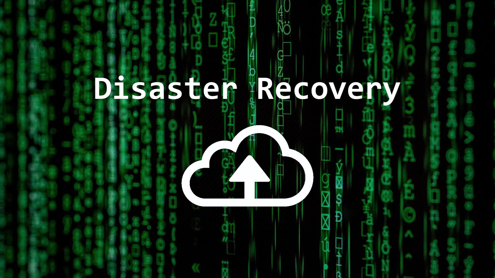 Disaster Recovery Options for Solr Deployments