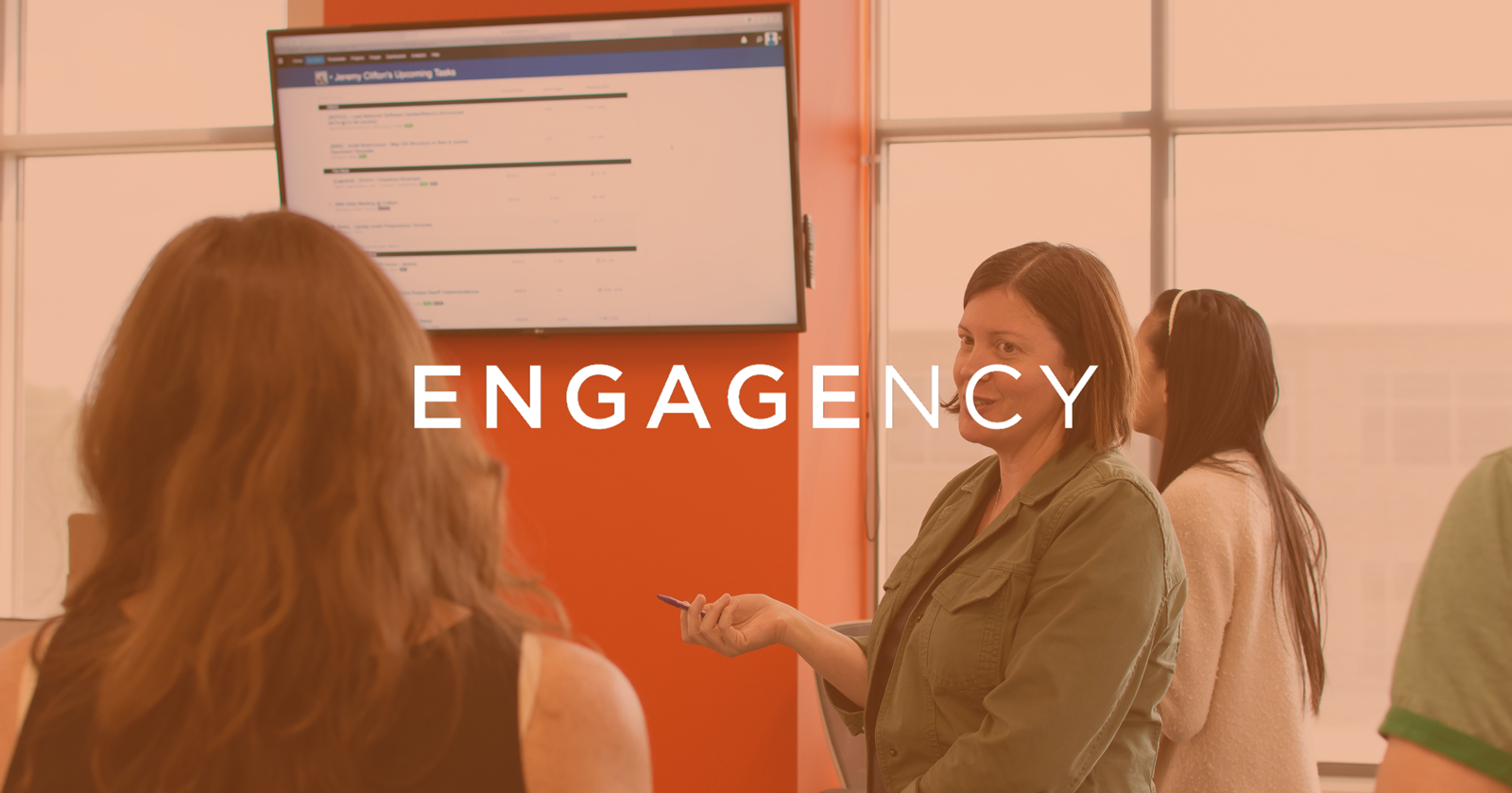 Engagency is SearchStax Solution Partner