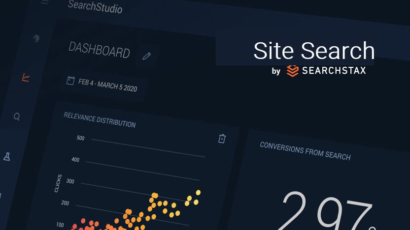 Announcing SearchStax Site Search