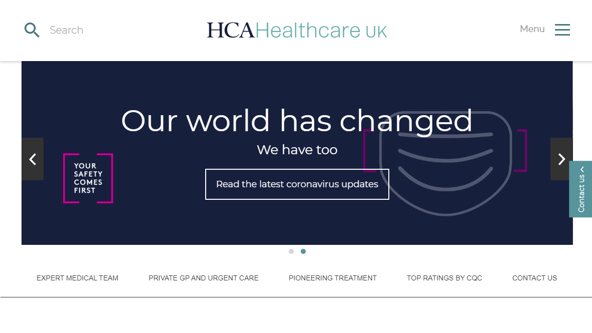HCA Innovates at Scale with Sitecore and SearchStax Managed Solr