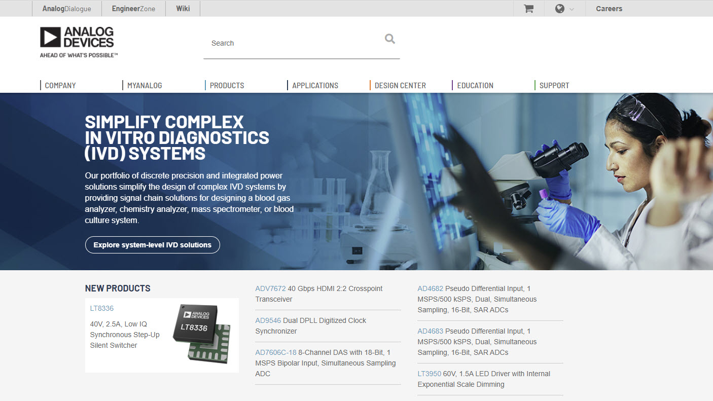 Analog Uses SearchStax to Eliminate System Downtime