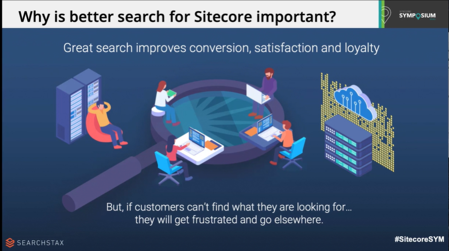 SearchStax Update from 2020 Sitecore Symposium