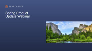 SearchStax Spring Product Update Webinar