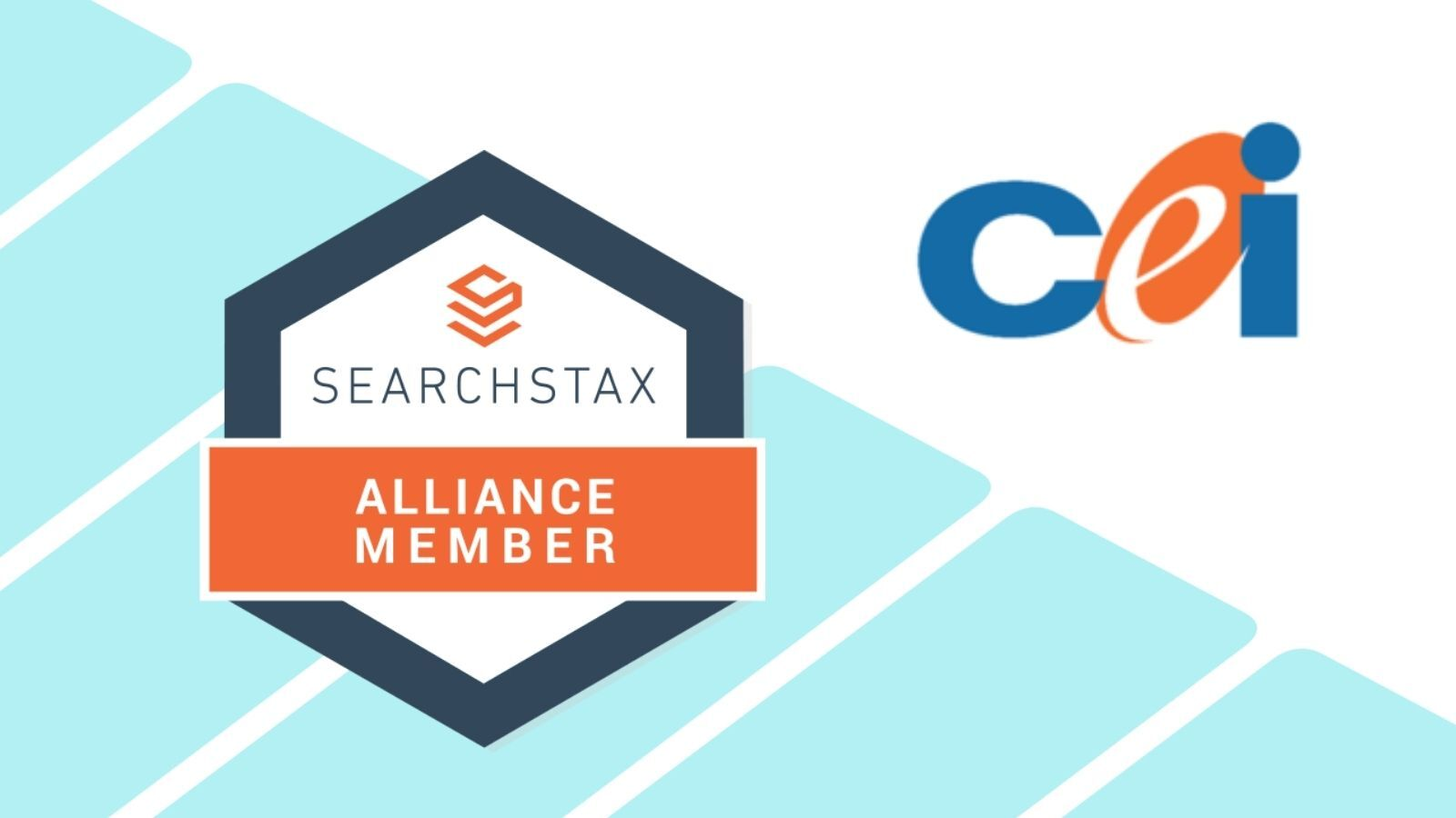 SearchStax Welcomes CEI to Alliance Partner Program