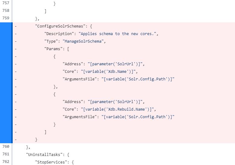 SearchStax Solr Sitecore