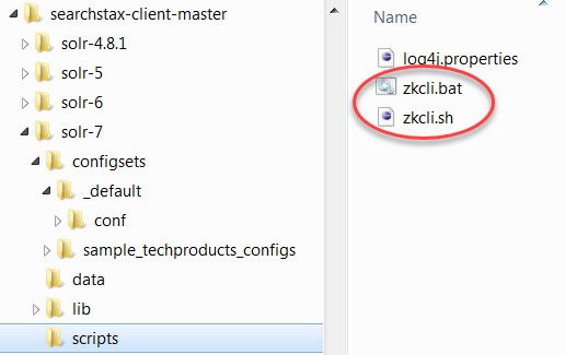 SearchStax Client Master
