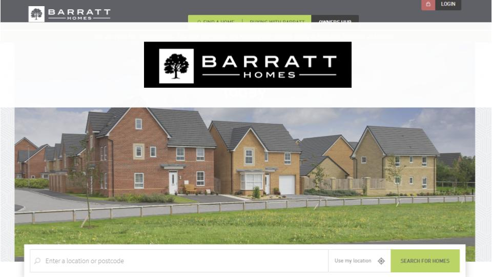 Barratt Homes Case Study